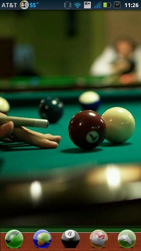 Billiards Pool Theme
