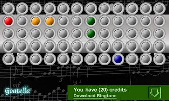 Screenshot of Flute Dots Lite
