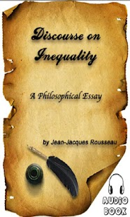 Discourse on Inequality - screenshot