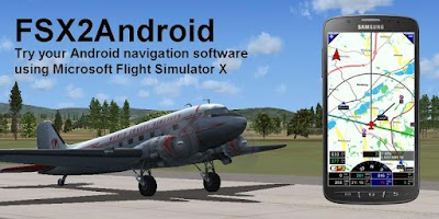 Screenshot of FSX2Android