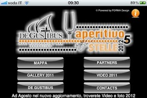 Screenshot of APPeritivoBardolino