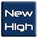 New High Stock Finder Pro icon