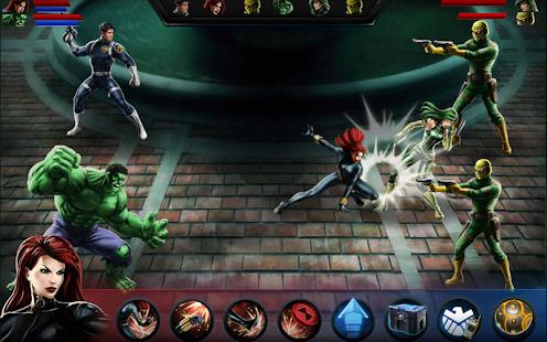Avengers Alliance apk screenshot