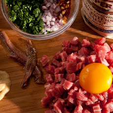 Classic Steak Tartare Recipe