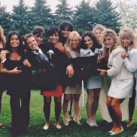 Ladies Man by Sheryl Chapman - Wedding Groups ( Wedding, Weddings, Marriage )