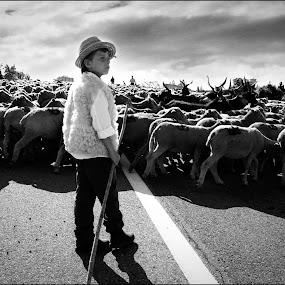 by David Monjou - Black & White Portraits & People
