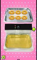 Screenshot of Maker - Donuts!