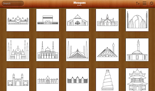 Download Islamic Coloring Book APK On PC