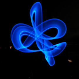 clover by Kasha Newsom - Abstract Light Painting ( abstract, light painting, photography, graffiti art )