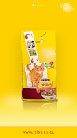 Screenshot of Friskies® Call Your Cat