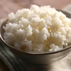 Basic Steamed White Rice Recipe