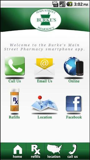 玩免費健康APP|下載Burke's Pharmacy app不用錢|硬是要APP