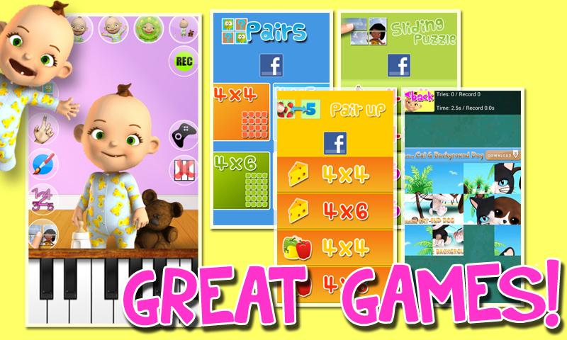 Talking Babsy Baby Deluxe Screenshot 7