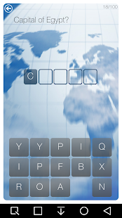 World Quiz - screenshot