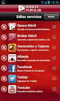 Screenshot of Banco Popular