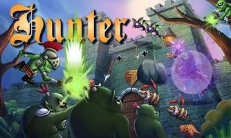 Screenshot of The Hunter Heroes