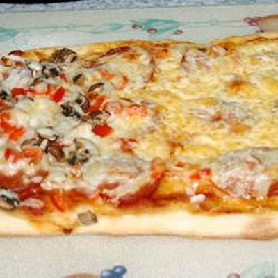 Baking Tray Pizza