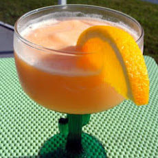 Easy Orange Margarita