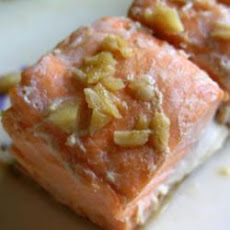 Soy, Honey And Garlic Salmon
