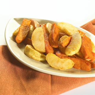 Cinnamon Roasted Sweet Potatoes