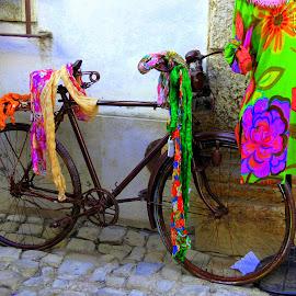 Bike by Isa Pat - Transportation Bicycles