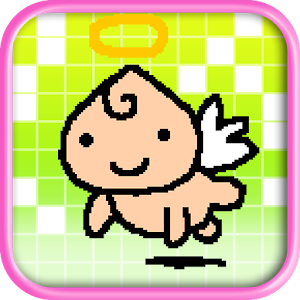 Cover art Tamagotchi Angel