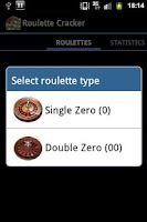Screenshot of Roulette Cracker Free