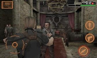 Screenshot of バイオハザード 4