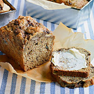Banana-Flax Bread