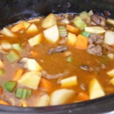 Dad's New Zealand Mince Stew