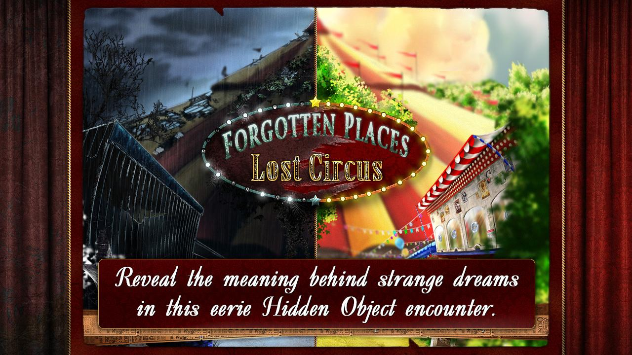 Forgotten Places: Lost Circus (Full) Screenshot 13