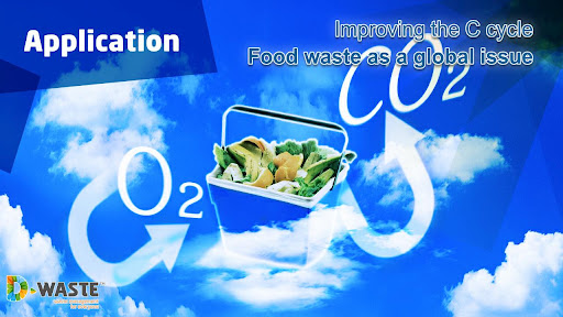 Food waste and carbon cycle
