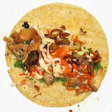 Not Your Traditional Korean Tacos