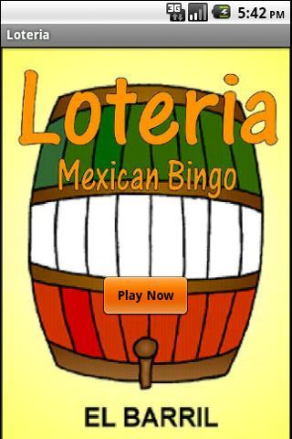Loteria Mobile Deck