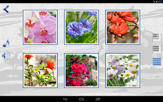 Screenshot of Jigsaw Puzzles Nature