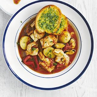 Tomato Fish Stew Salmon Recipes