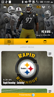 Screenshot of Pittsburgh Steelers