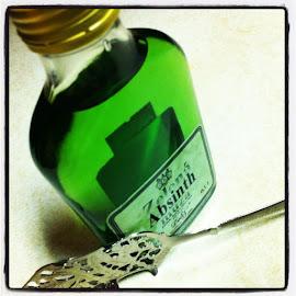 absinth by Kara Mann - Food & Drink Alcohol & Drinks