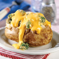Cheddar Baked Potatoes
