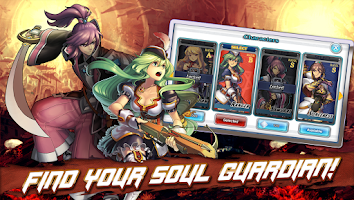 Screenshot of Soul Guardians: Age of Battle