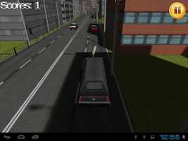 Screenshot of Limo Traffic Racing 3D TAB