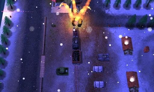 Tank-O-Box - screenshot