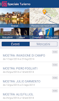 Screenshot of Torino App