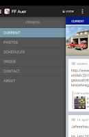 Screenshot of Freiwillige Feuerwehr Auer