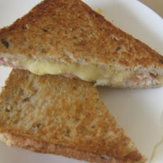 Smoked Ham and Cheese Toasties