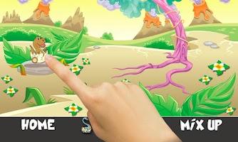 Screenshot of Dino Eggs Hiddens Objects Game