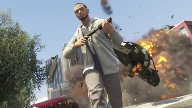 GTA Online Patch 1.05 due next week