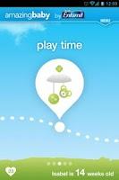 Screenshot of AmazingBaby