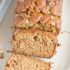 Honey Nut Zucchini Bread