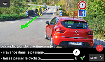 Screenshot of Code de la route 2014